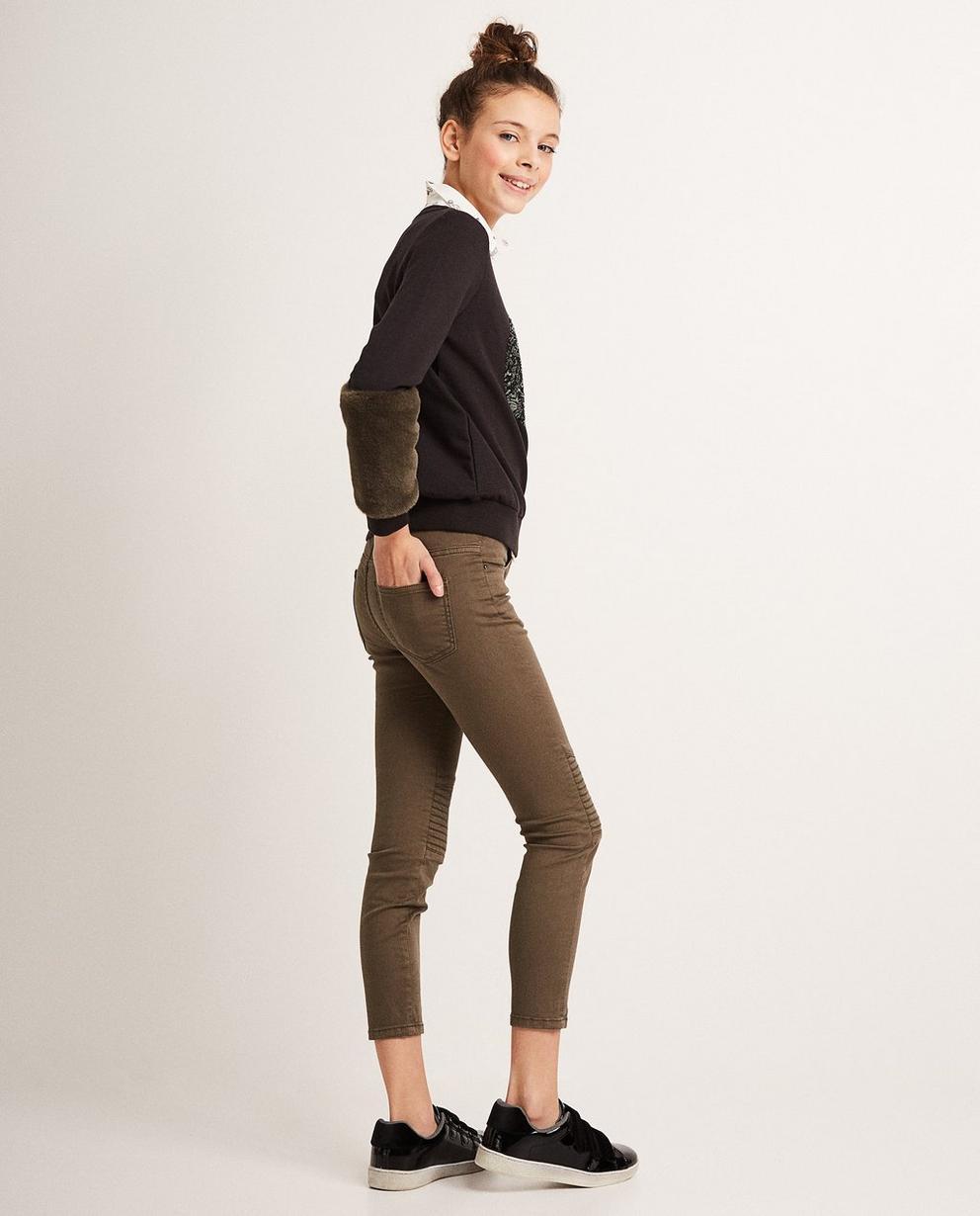 Pantalons - dark green - Jeans skinny